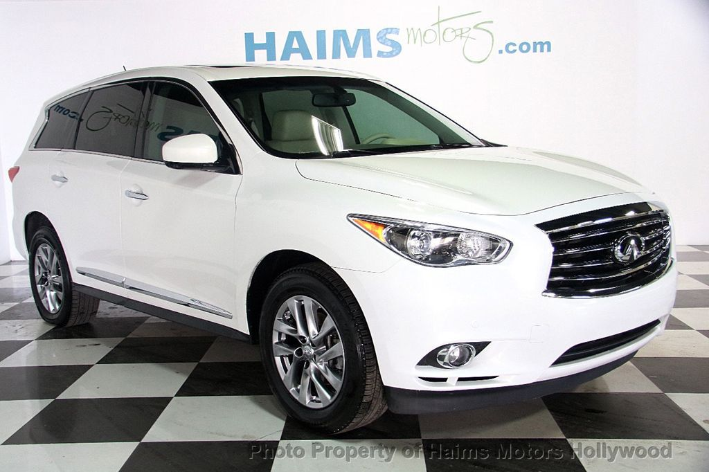 2013 used infiniti jx35 fwd 4dr at haims motors serving for South motors infiniti used cars