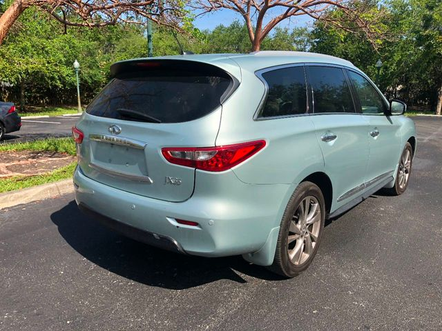 2013 INFINITI JX35 FWD 4dr - Click to see full-size photo viewer