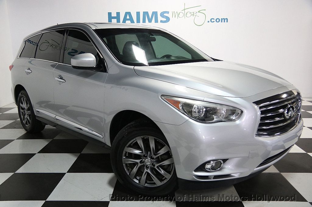 2013 used infiniti jx35 jx35 touring at haims motors serving fort lauderdale hollywood miami. Black Bedroom Furniture Sets. Home Design Ideas