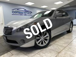 2013 INFINITI M37 - JN1BY1AR6DM604657