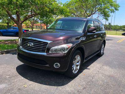 2013 INFINITI QX56 4WD 4dr *Ltd Avail* SUV