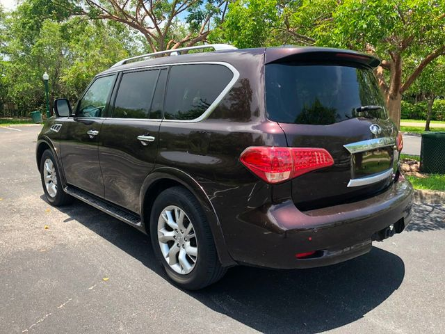 2013 INFINITI QX56 4WD 4dr *Ltd Avail* - Click to see full-size photo viewer
