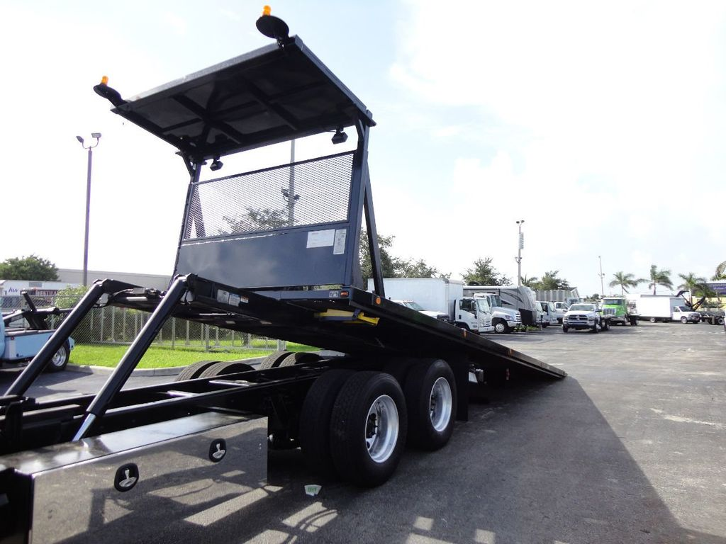 2013 International 7500 28FT 15 TON ROLLBACK INDUSTRIAL JERRDAN.. TANDEM AXLE.. - 17944542 - 10