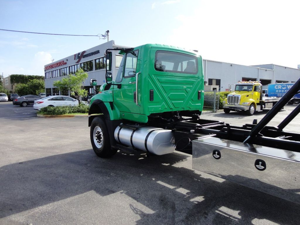 2013 International 7500 28FT 15 TON ROLLBACK INDUSTRIAL JERRDAN.. TANDEM AXLE.. - 17944543 - 10