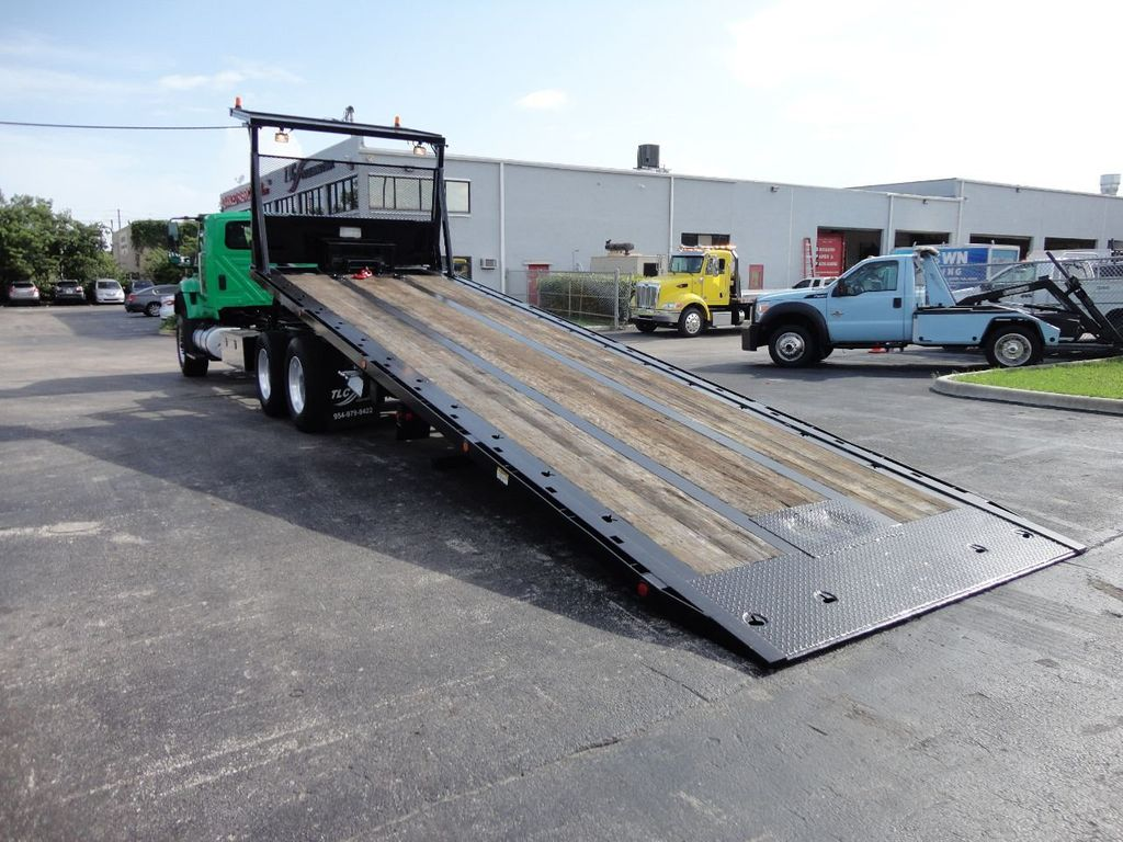 2013 International 7500 28FT 15 TON ROLLBACK INDUSTRIAL JERRDAN.. TANDEM AXLE.. - 17944543 - 20
