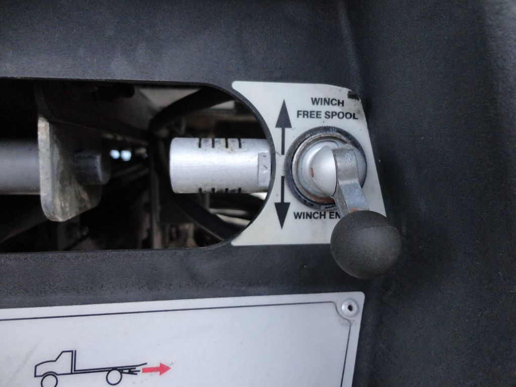 2013 International 7500 28FT 15 TON ROLLBACK INDUSTRIAL JERRDAN.. TANDEM AXLE.. - 17944543 - 34