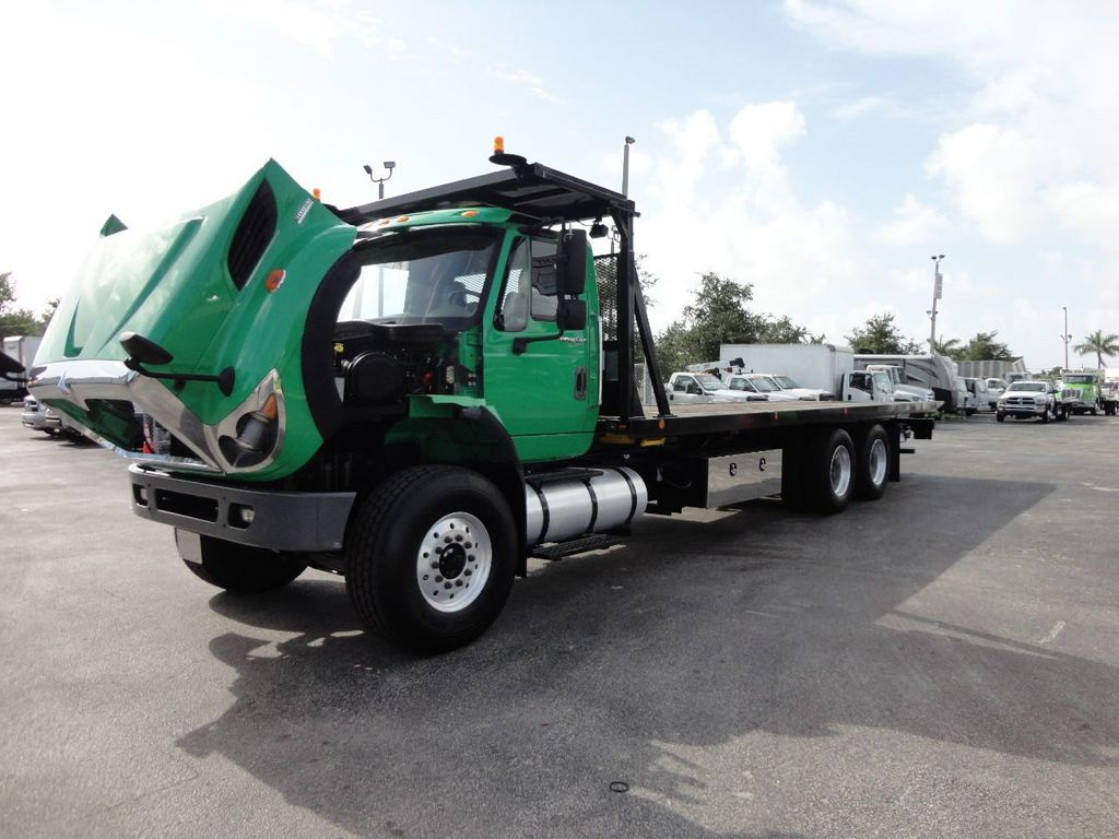 2013 International 7500 28FT 15 TON ROLLBACK INDUSTRIAL JERRDAN.. TANDEM AXLE.. - 17944543 - 43