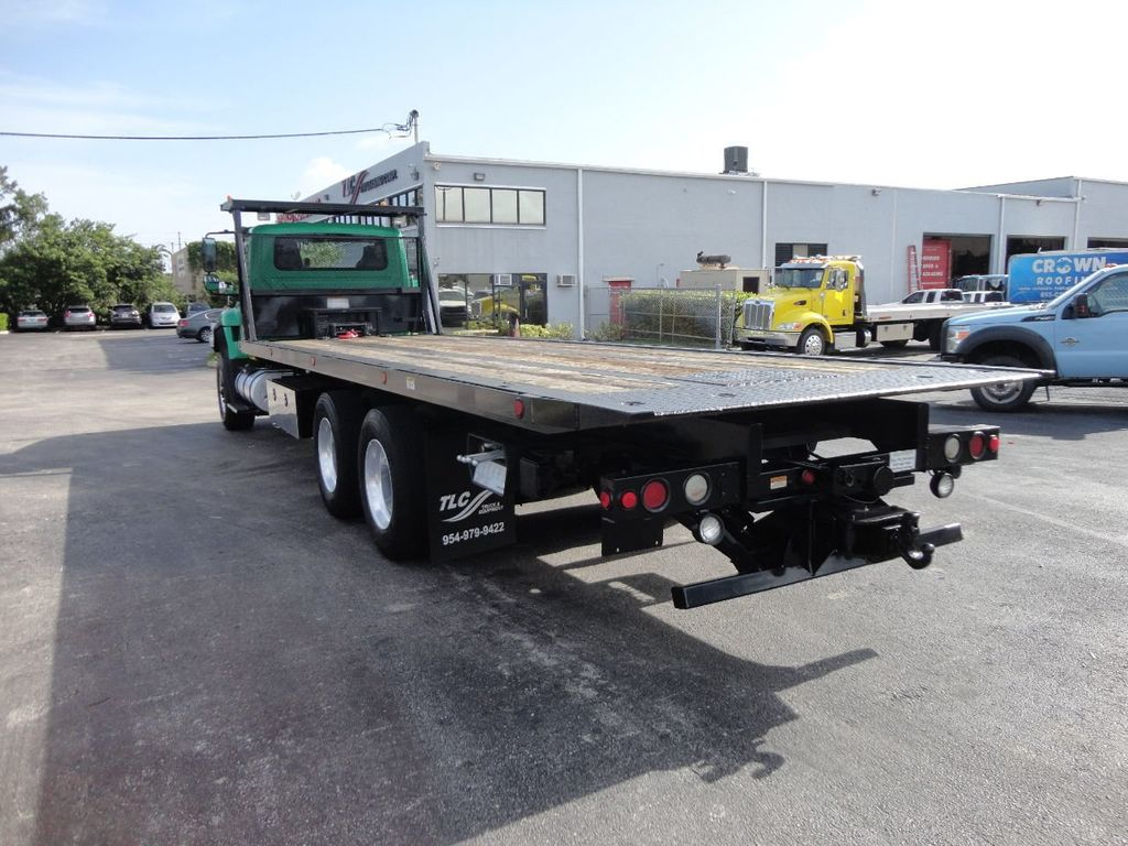 2013 International 7500 28FT 15 TON ROLLBACK INDUSTRIAL JERRDAN.. TANDEM AXLE.. - 17944543 - 7