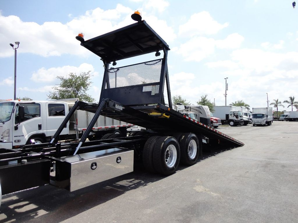 2013 International 7500 TANDEM AXLE.. JERR-DAN 28FT INDUSTRIAL 15 TON ROLLBACK - 17457781 - 24