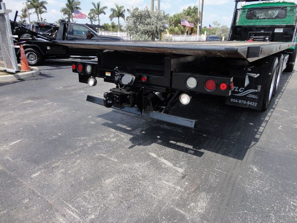 2013 International 7500 TANDEM AXLE.. JERR-DAN 28FT INDUSTRIAL 15 TON ROLLBACK - 17457781 - 27
