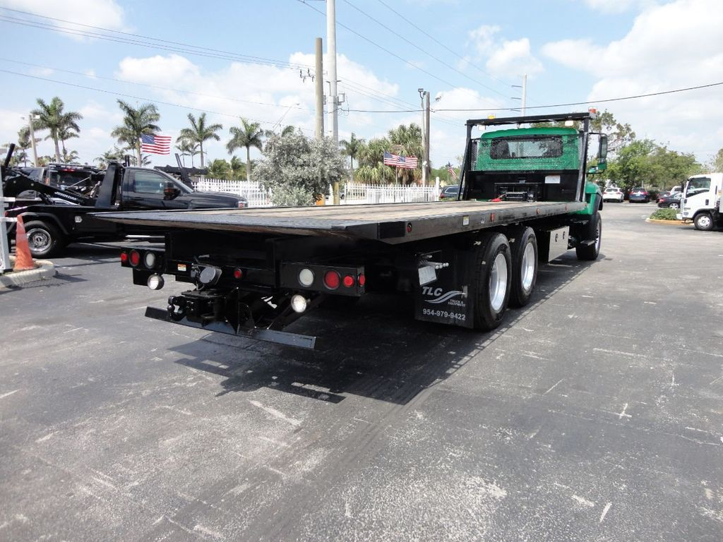 2013 International 7500 TANDEM AXLE.. JERR-DAN 28FT INDUSTRIAL 15 TON ROLLBACK - 17457781 - 28