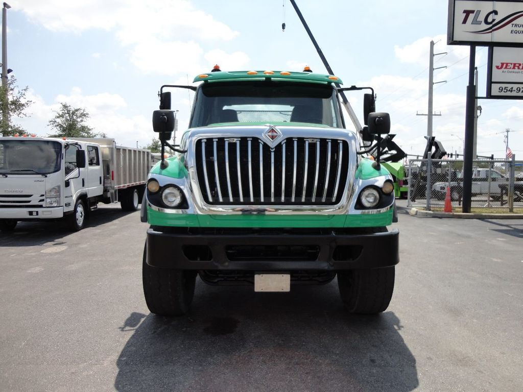 2013 International 7500 TANDEM AXLE.. JERR-DAN 28FT INDUSTRIAL 15 TON ROLLBACK - 17457781 - 2