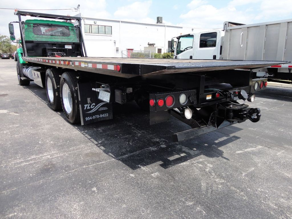 2013 International 7500 TANDEM AXLE.. JERR-DAN 28FT INDUSTRIAL 15 TON ROLLBACK - 17457781 - 30