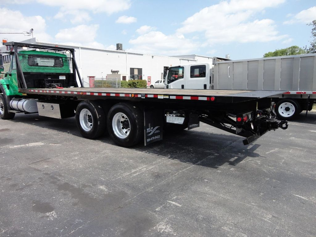 2013 International 7500 TANDEM AXLE.. JERR-DAN 28FT INDUSTRIAL 15 TON ROLLBACK - 17457781 - 31