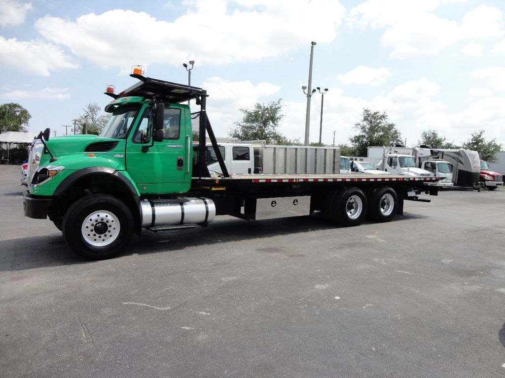 2013 International 7500 TANDEM AXLE.. JERR-DAN 28FT INDUSTRIAL 15 TON ROLLBACK - 17457781 - 32