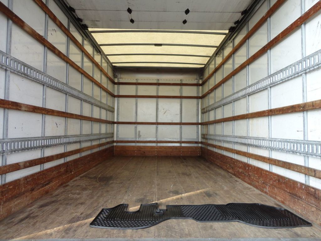 2013 Isuzu NPR HD 16FT DRY BOX..TUCK UNDER LIFTGATE BOX TRUCK - 17170473 - 19
