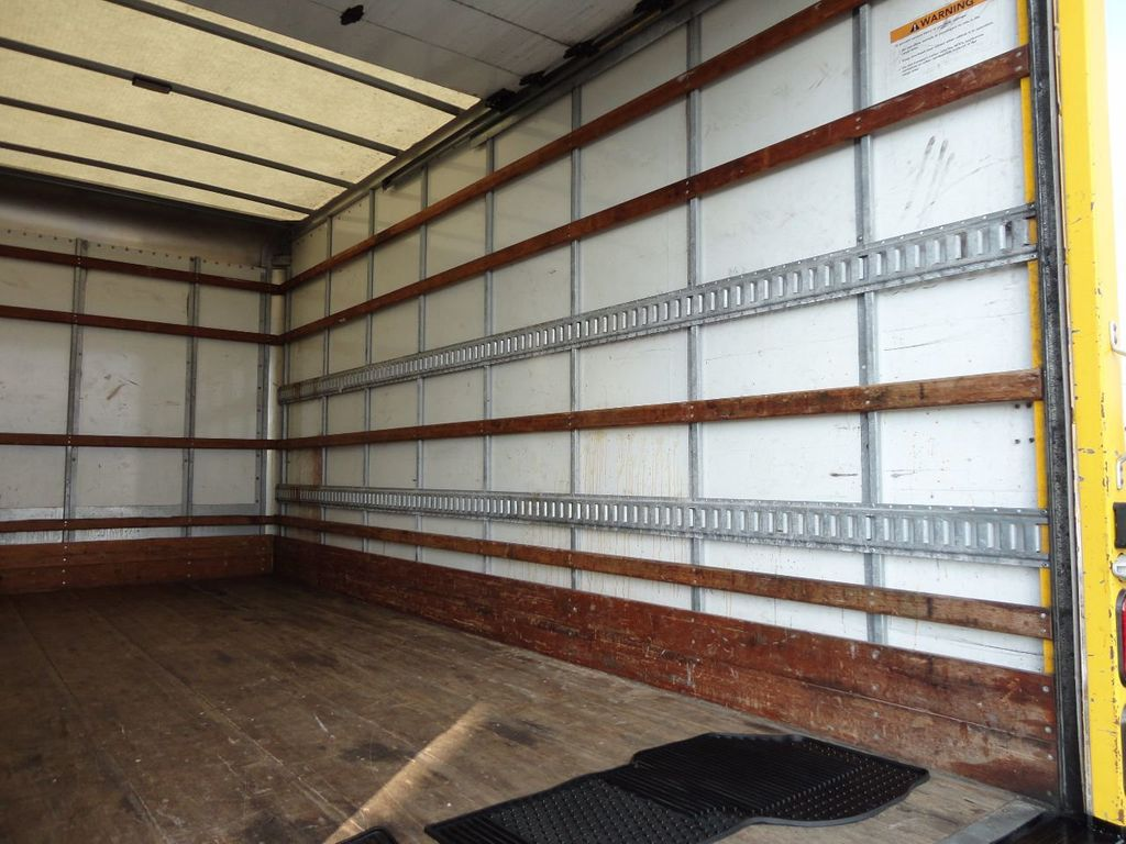 2013 Isuzu NPR HD 16FT DRY BOX..TUCK UNDER LIFTGATE BOX TRUCK - 17170473 - 21