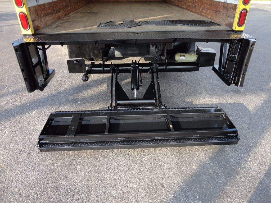 2013 Isuzu NPR HD 16FT DRY BOX..TUCK UNDER LIFTGATE BOX TRUCK - 17170473 - 25