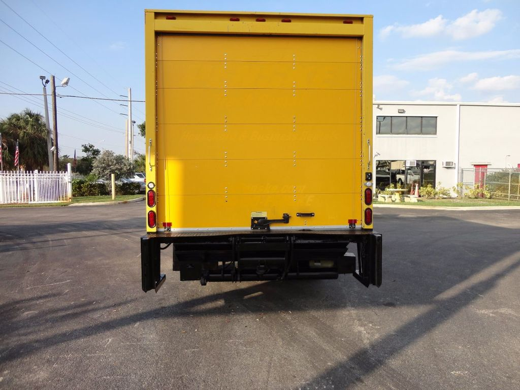 2013 Isuzu NPR HD 16FT DRY BOX..TUCK UNDER LIFTGATE BOX TRUCK - 17170473 - 27