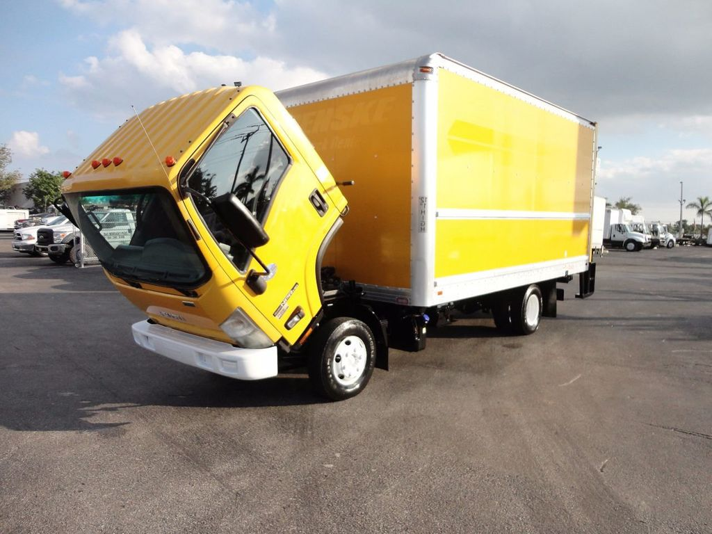 2013 Isuzu NPR HD 16FT DRY BOX..TUCK UNDER LIFTGATE BOX TRUCK - 17170473 - 31