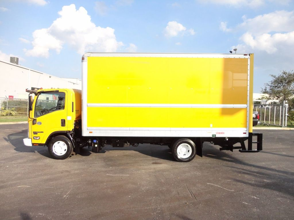 2013 Isuzu NPR HD 16FT DRY BOX..TUCK UNDER LIFTGATE BOX TRUCK - 17170473 - 34