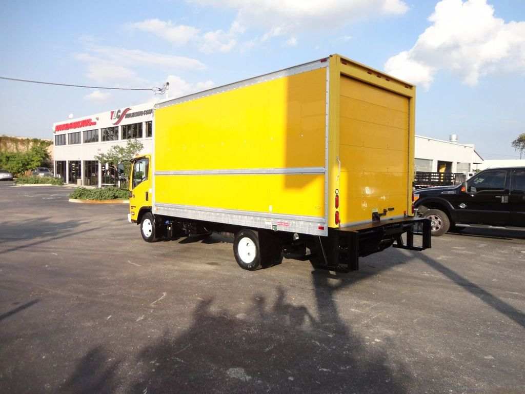 2013 Isuzu NPR HD 16FT DRY BOX..TUCK UNDER LIFTGATE BOX TRUCK - 17170473 - 35