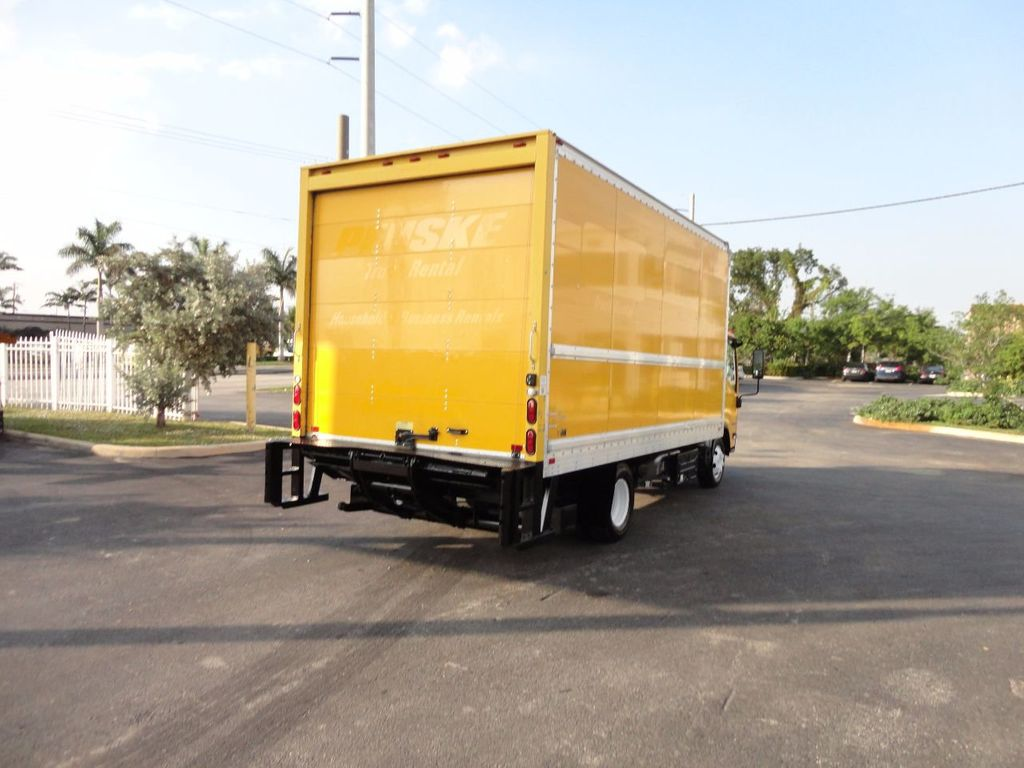 2013 Isuzu NPR HD 16FT DRY BOX..TUCK UNDER LIFTGATE BOX TRUCK - 17170473 - 36