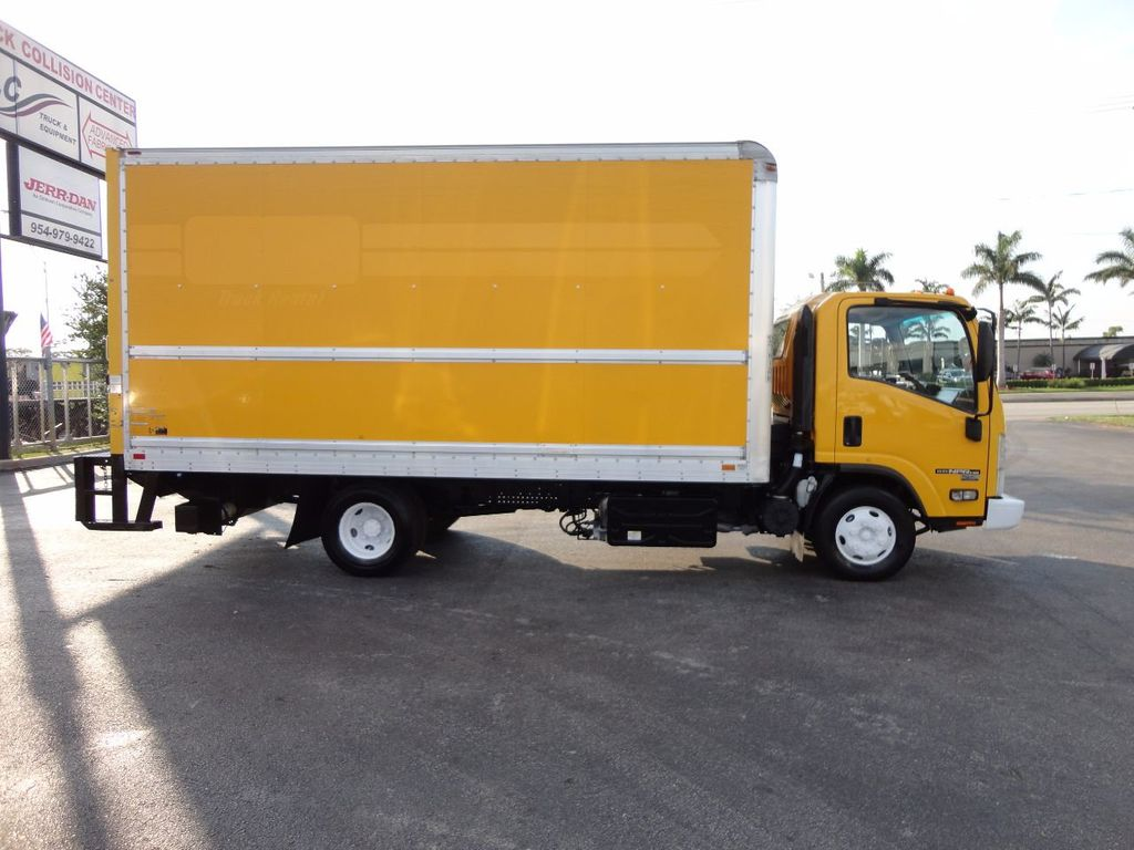 2013 Isuzu NPR HD 16FT DRY BOX..TUCK UNDER LIFTGATE BOX TRUCK - 17170473 - 37