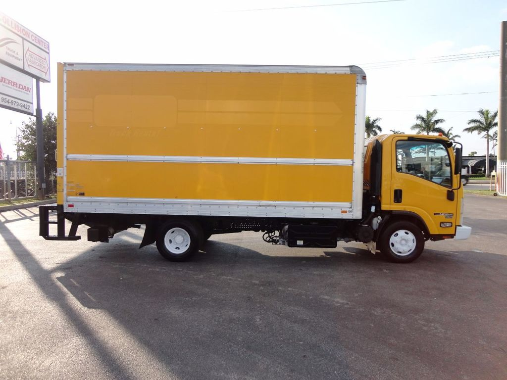 2013 Isuzu NPR HD 16FT DRY BOX..TUCK UNDER LIFTGATE BOX TRUCK - 17170473 - 6