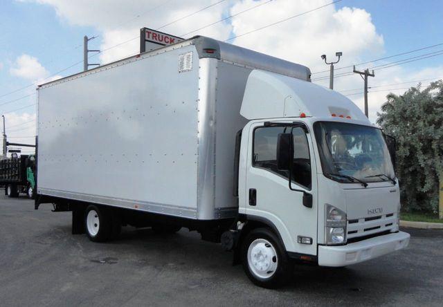 BOX TRUCK - STRAIGHT TRUCKS - TLC Truck & Equipment