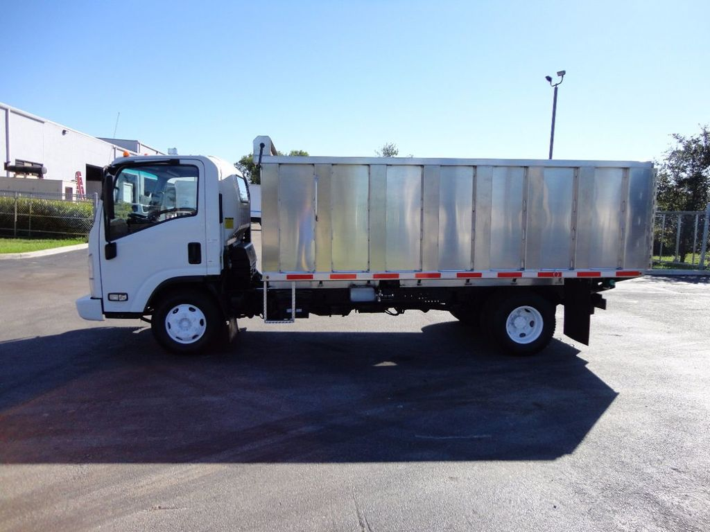 2013 Isuzu NPR HD *NEW*ADVANCED FABRICATORS 14FT ALUMINUM TRASH DUMP.. - 16976970 - 9