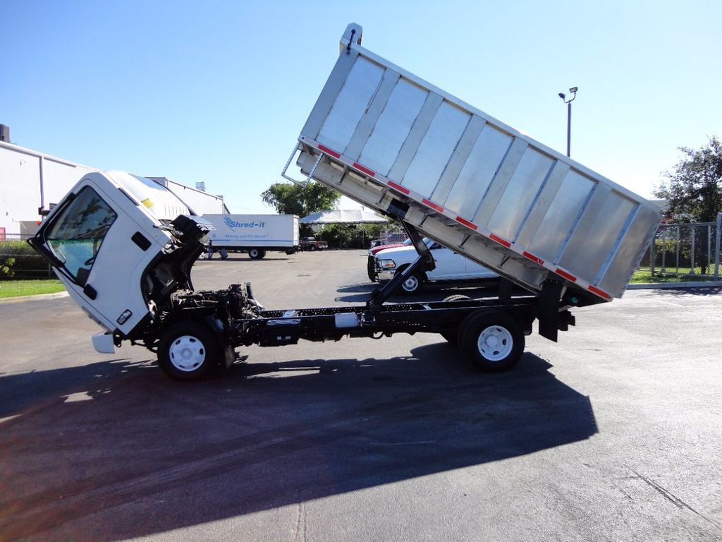 2013 Isuzu NPR HD *NEW*ADVANCED FABRICATORS 14FT ALUMINUM TRASH DUMP.. - 16976970 - 11