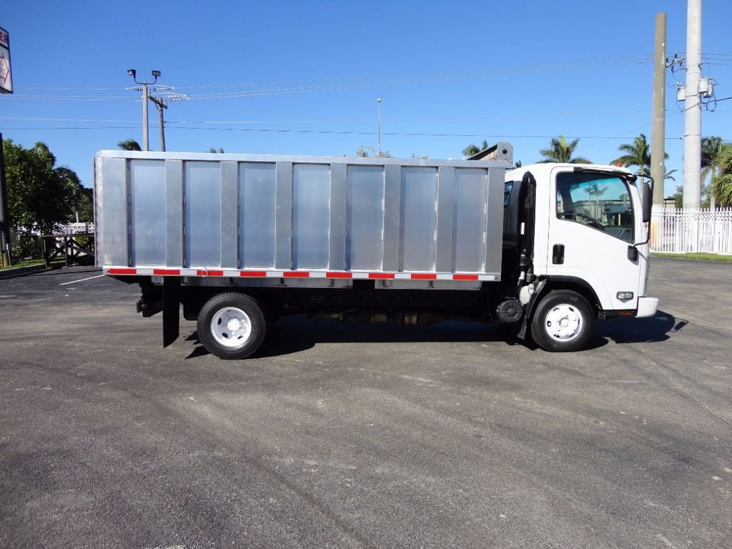 2013 Isuzu NPR HD *NEW*ADVANCED FABRICATORS 14FT ALUMINUM TRASH DUMP.. - 16976970 - 3
