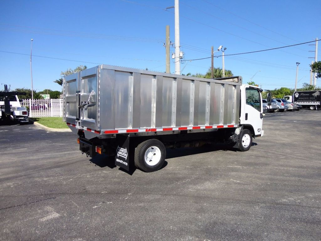2013 Isuzu NPR HD *NEW*ADVANCED FABRICATORS 14FT ALUMINUM TRASH DUMP.. - 16976970 - 4
