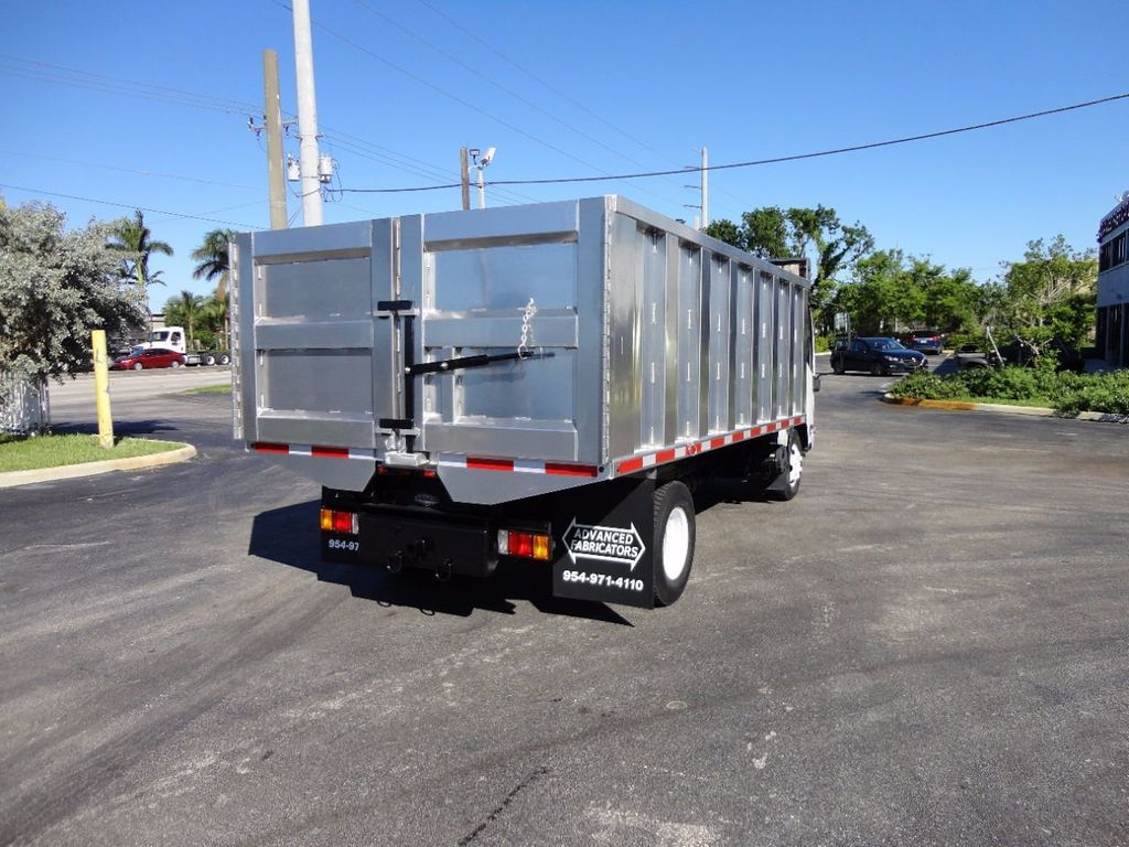 2013 Isuzu NPR HD *NEW*ADVANCED FABRICATORS 14FT ALUMINUM TRASH DUMP.. - 16976970 - 5