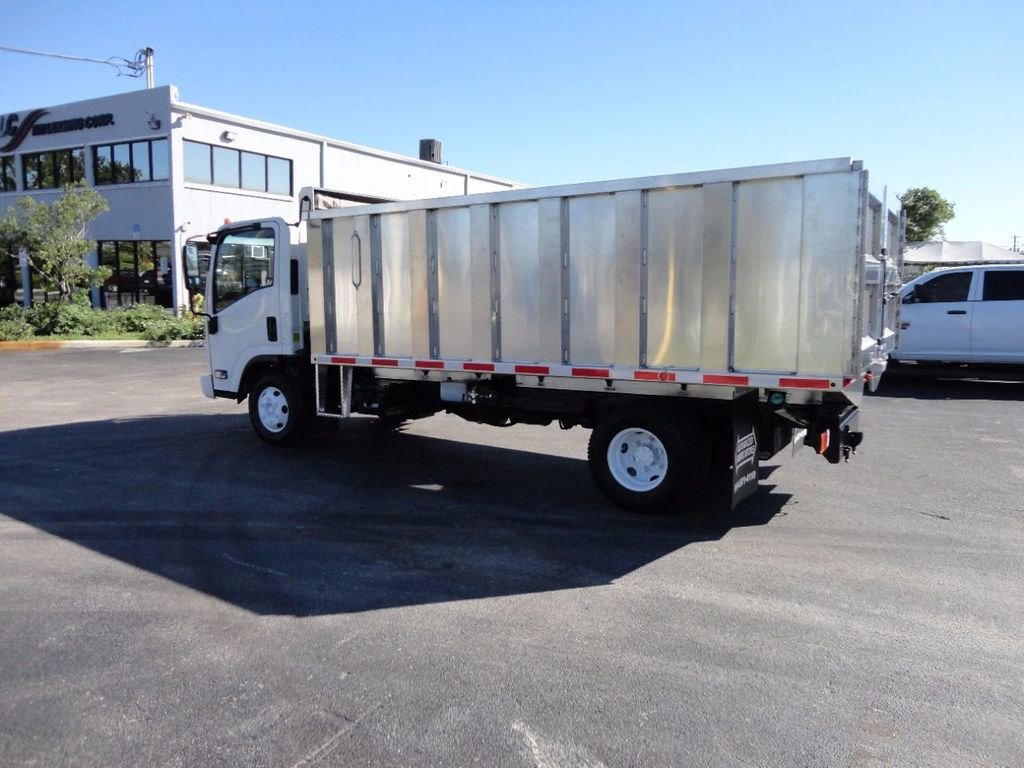2013 Isuzu NPR HD *NEW*ADVANCED FABRICATORS 14FT ALUMINUM TRASH DUMP.. - 16976970 - 8