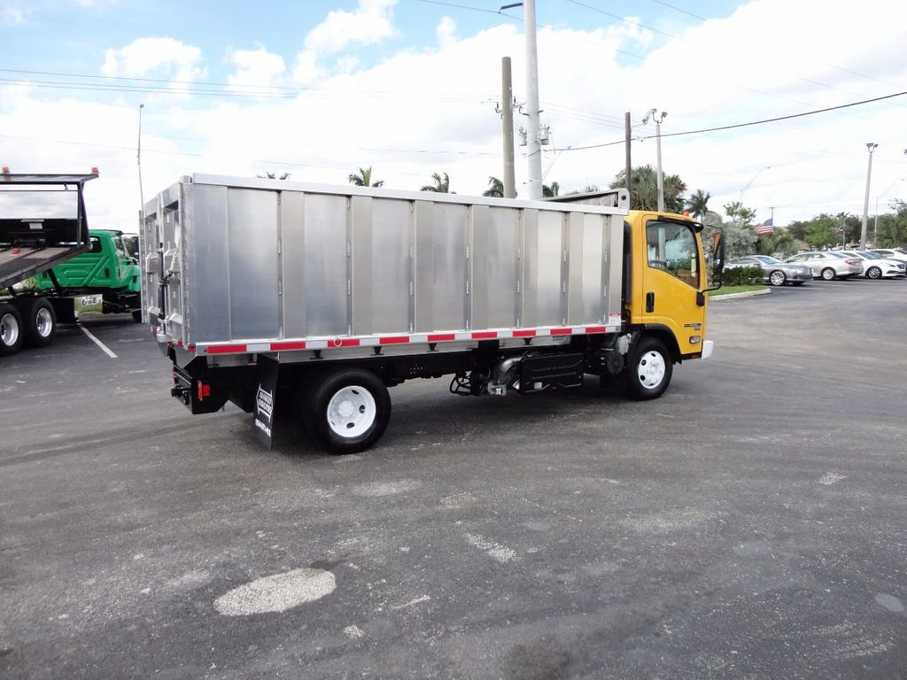 2013 Isuzu NPR HD *NEW*ADVANCED FABRICATORS 14FT ALUMINUM TRASH DUMP.. - 17081599 - 26