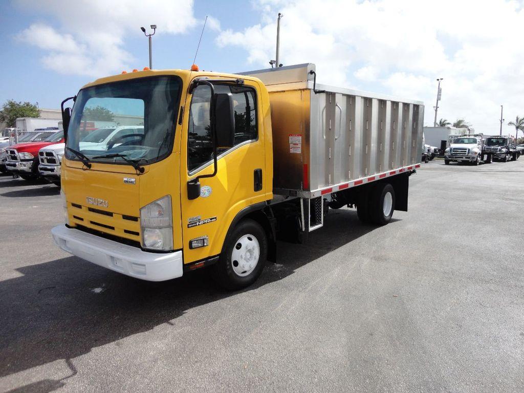 Isuzu Truck Dashboard