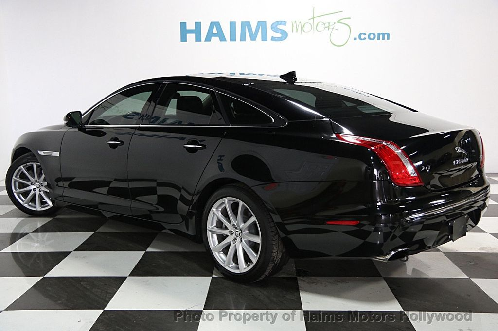 2013 Jaguar XJ 4dr Sedan RWD   15817226   3