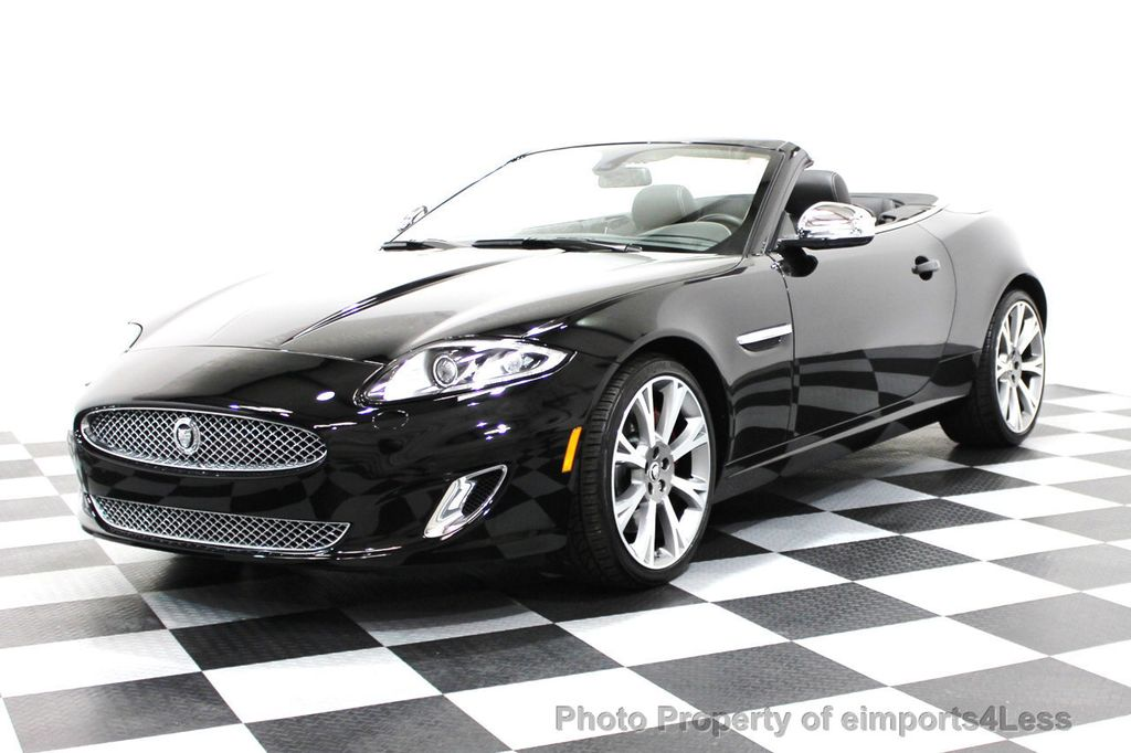 2013 Jaguar XK CERTIFIED XK CONVERTIBLE   16212521   0