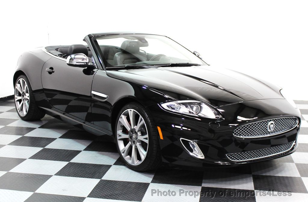 2013 used jaguar xk certified xk convertible at. Black Bedroom Furniture Sets. Home Design Ideas