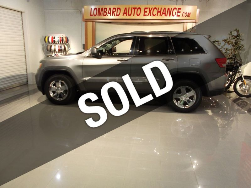 2013 Jeep Gr.Cherokee X 4WD X Model  NAVIGATION  Panoramic Moon Roof  FULL LEATHER SEATS - 18103768 - 0