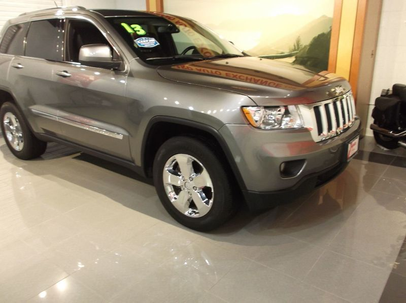 2013 Jeep Gr.Cherokee X 4WD X Model  NAVIGATION  Panoramic Moon Roof  FULL LEATHER SEATS - 18103768 - 5