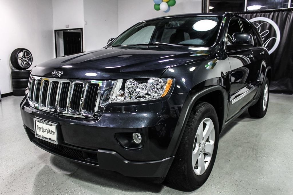 2013 Used Jeep Grand Cherokee 4wd 4dr Laredo At Dip S Luxury Motors Serving Elizabeth Nj Iid 15022995