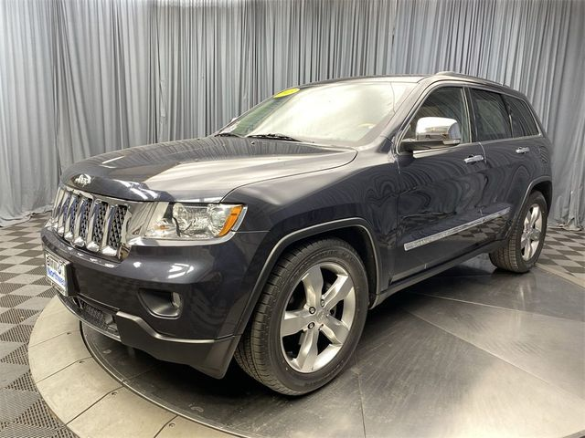 2013 Jeep Grand Cherokee Overland >> 2013 Used Jeep Grand Cherokee Overland At Northwest Preowned Center Serving Fife Wa Iid 19514525