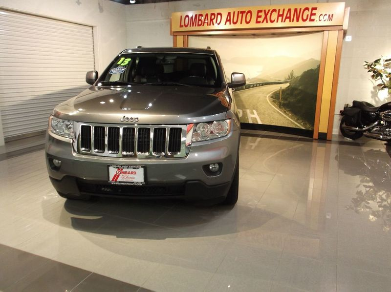 2013 Jeep Grand Cherokee X model Navigatuion Panoramic Moonroof - 18103768 - 3