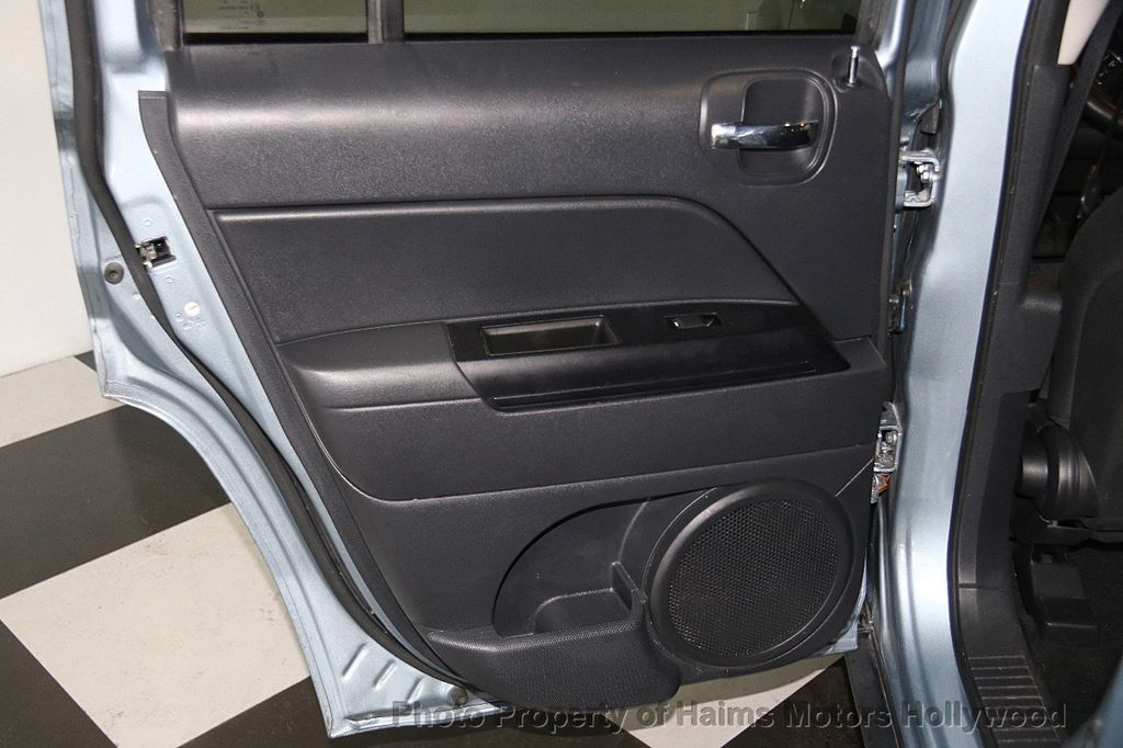 2013 Used Jeep Patriot FWD 4dr Latitude at Haims Motors Serving Fort Lauderdale, Hollywood ...