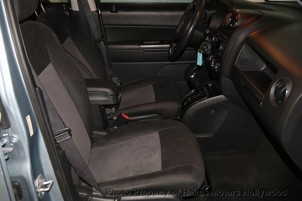 2017 Jeep Patriot Fwd 4dr Laude 17213939 12