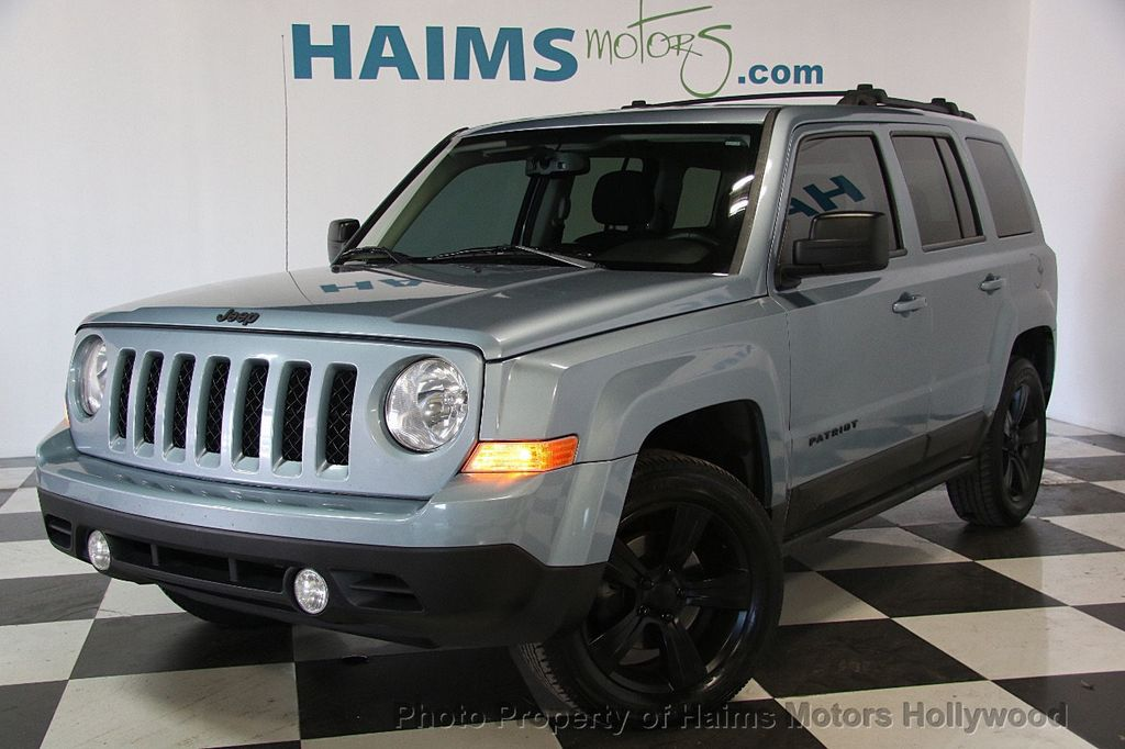 Jeep Patriot 2018 >> 2013 Used Jeep Patriot FWD 4dr Latitude at Haims Motors Hollywood Serving Fort Lauderdale ...
