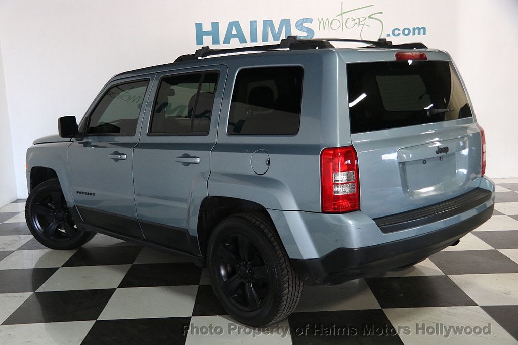 2013 Jeep Patriot FWD 4dr Latitude   17213939   4